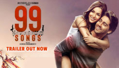 99 Songs Trailer: AR Rahman's musical drama about a man's dreams, struggles and romance looks promising
