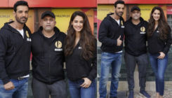 Ek Villain Returns: John Abraham and Disha Patani kickstart the shooting of Mohit Suri's directorial