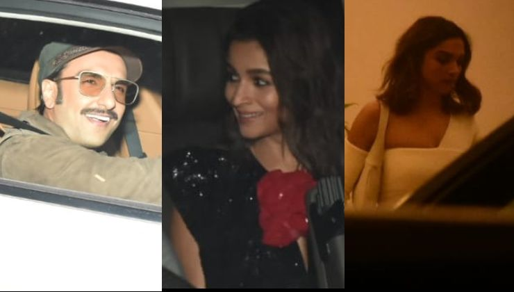 Alia Bhatt Birthday Bash: Deepika Padukone, Ranveer Singh and others attend the star studded evening hosted by Karan Johar