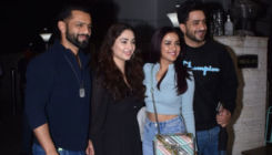 Lovebirds Aly Goni-Jasmin Bhasin and Rahul Vaidya-Disha Parmar go on a double date; view pics