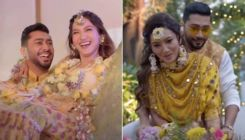 Gauahar Khan and Zaid Darbar's wedding video is straight out of a romantic film; watch