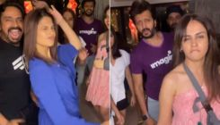 Genelia D'Souza, Riteish Deshmukh, Jennifer Winget and friends groove to Vijay's Vaathi Coming; watch viral video