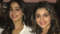 Fan calls Janhvi Kapoor the next Alia Bhatt; Check out her reaction