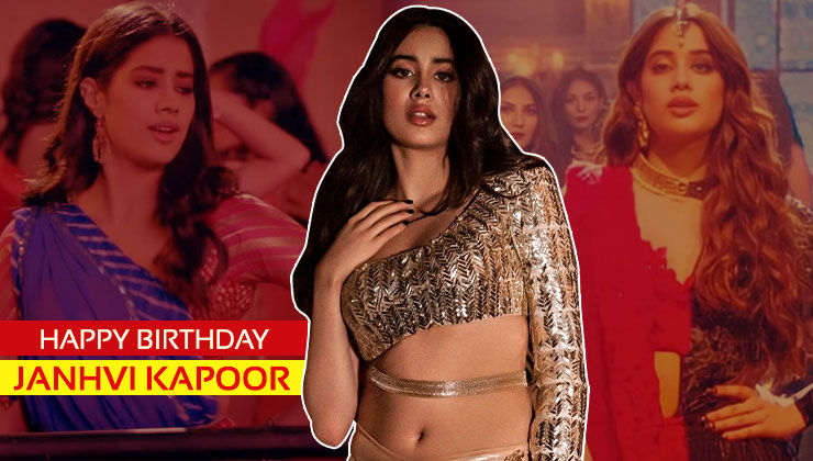 Happy Birthday Janhvi Kapoor: 5 songs of the Roohi actress that should definitely be on your playlist
