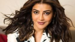 Kajal Aggarwal is ecstatic to shoot with her 'favourite person'; Guess Who?