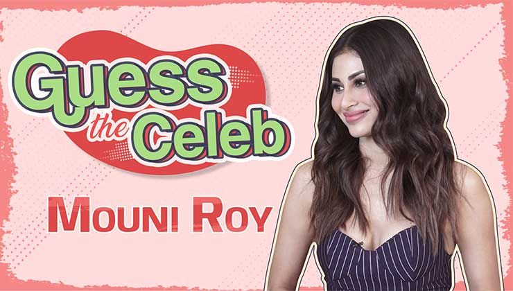 Mouni Roy's ROCKING Guess the Celeb challenge on Ranveer, Deepika, Alia, Janhvi