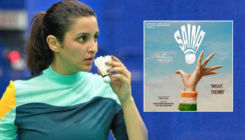Saina Poster Out: Parineeti Chopra starrer Saina Nehwal biopic to release this month