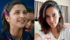 Saina Nehwal REACTS to Parineeti Chopra's first look from her biopic