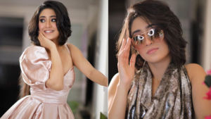 YRKKH fame Shivangi Joshi aka Sirat's alluring pics take the internet by storm; check them out