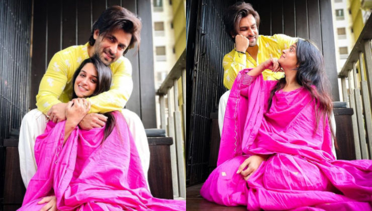 Dipika Kakar & Shoaib Ibrahim are soaked in love in latest PICS; Latter REVEALS his 'beshumaar pyaar' for her