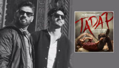 Tadap: Suniel Shetty is overwhelmed as son Ahan Shetty's debut film's first poster is revealed