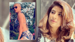 Tahira Kashyap takes an indirect dig at Uttarakhand CM's 'ripped jeans' remark with her bikini-clad PIC