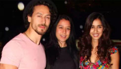 Birthday Boy Tiger Shroff gets showered with love by rumoured lady love Disha Patani and sister Krishna Shroff
