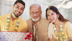 Zaid Darbar shares a heartfelt note for his late father-in-law, promises 'to take care of Gauahar Khan always'