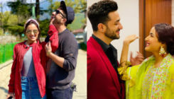 Aly Goni leaves JasAly fans awestruck as he drops a loving PIC with Jasmin Bhasin; Says 'We are our own world'