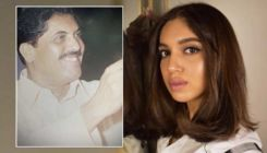 Bhumi Pednekar pens an emotional note for her late father; says, 'You've left a void that nothing can fill'