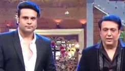 Govinda accuses Krushna Abhishek of spoiling his image; says, 'I really don't know who is making him do it'