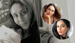 Kareena Kapoor gives a glimpse of her newborn; Karisma Kapoor, Rhea Kapoor and other are all love