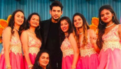 Sidharth Shukla channels his inner Salman Khan as he preps up to celebrate Holi with fans; Watch video
