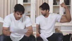 Sidharth Shukla flaunting his muscular biceps in latest VIDEO will give you major Popeye vibes; Watch