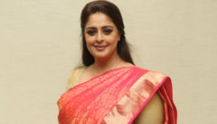 Actress turned politician Nagma tests COVID positive even after her first dose of the vaccine