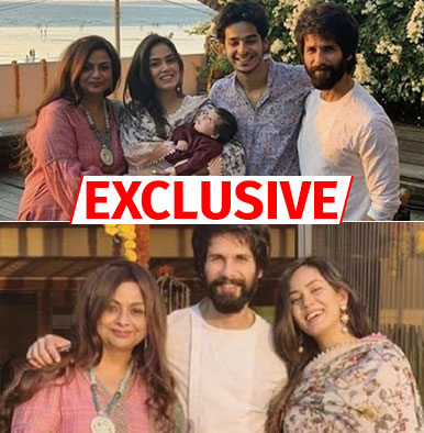 EXCLUSIVE: Neelima Azeem on how Shahid Kapoor, Mira Rajput and Ishaan Khatter have shaped her life beautifully