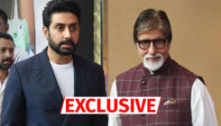 EXCLUSIVE: Abhishek Bachchan REVEALS why he regrets not getting a flower bouquet from Big B in the last 14 years