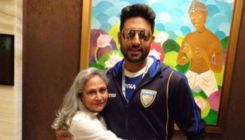 Abhishek Bachchan wishes mother Jaya Bachchan on her birthday with a throwback pic