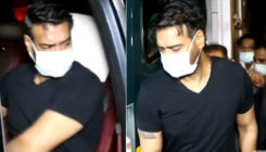 VIDEO: Ajay Devgn tells paps to follow COVID rules; points out to wear masks