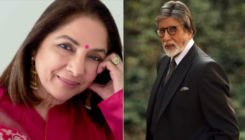 Goodbye: Neena Gupta and Amitabh Bachchan to share screen space for the first time
