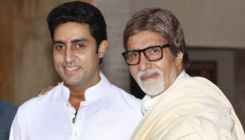 Amitabh Bachchan says he will watch Abhishek Bachchan's The Big Bull again even after watching it thrice