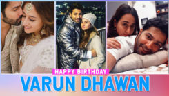 Varun Dhawan Birthday Special: Pictures of the star with wifey Natasha Dalal that are too cute for words