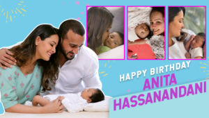 Anita Hassanandani Birthday Special: 5 Times the mommy made us go 'awww' with cute posts of son Aaravv Reddy