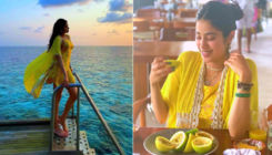 Janhvi Kapoor finally joins the Maldives bandwagon; says