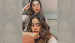 Khushi Kapoor shares the perfect summer selfie; sister Janhvi Kapoor has a cute reaction