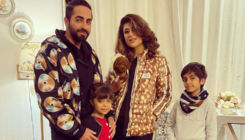 Ayushmann Khurrana and Tahira Kashyap wish their daughter Varushka on her birthday; view pics
