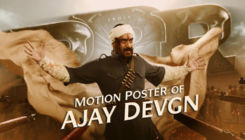 On Ajay Devgn's birthday makers of RRR unveil his motion poster