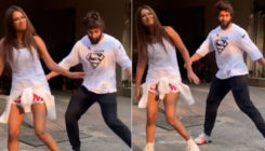 Nia Sharma and Naagin 4 star Shalin Bhanot's dance face-off will make you want to groove with your BFF; Watch