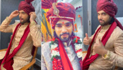 Parth Samthaan sparks marriage rumours with his traditional groom look in new VIDEO, but here's the truth