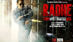 Radhe: Salman Khan starrer to have multiformat release; TRAILER to be out on THIS date