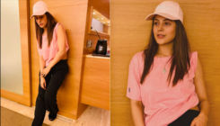 Shehnaaz Gill oozes 'tomboy vibes' in her latest sporty look; See PICS