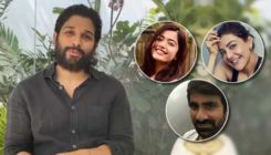 Happy Birthday Allu Arjun: Rashmika Mandanna, Kajal Aggarwal, Ravi Teja wish Pushpa star