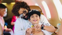 Allu Arjun celebrates his son Ayaan's birthday in Maldives; shares a heartfelt note with an adorable pic