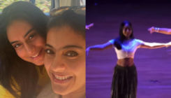 Nysa Devgn dances to mom Kajol's hit songs at school event; watch viral video