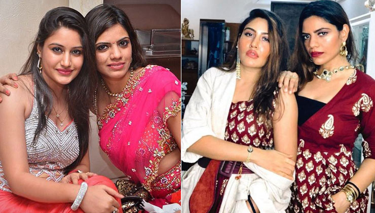 Surbhi Chandna drops RARE old PIC with Pranavi Chandna on her birthday: People think we don't look like sisters