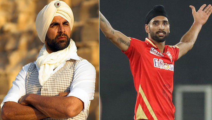 When Punjab Kings' Harpreet Brar took a dig at Akshay Kumar by saying,