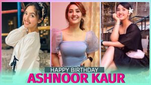 Ashnoor Kaur Birthday Special: 5 goofy VIDEOS of the YRKKH and Patiala Babes star that will make you smile