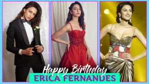 Erica Fernandes Birthday Special: 7 Times the KRPKAB & KZK star left fans swooning over her fashionable looks