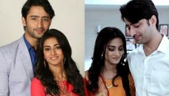 Shaheer Sheikh and Erica Fernandes share a glimpse of Devakshi as they begin shooting for KRPKAB 3