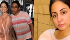 Hina Khan gets emotional remembering her late father: I am wearing his shirt, he is around
